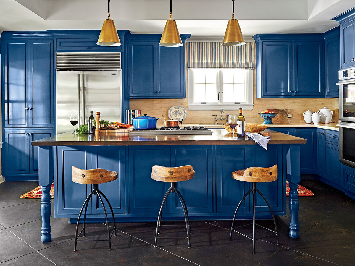 Blue Herod Kitchen