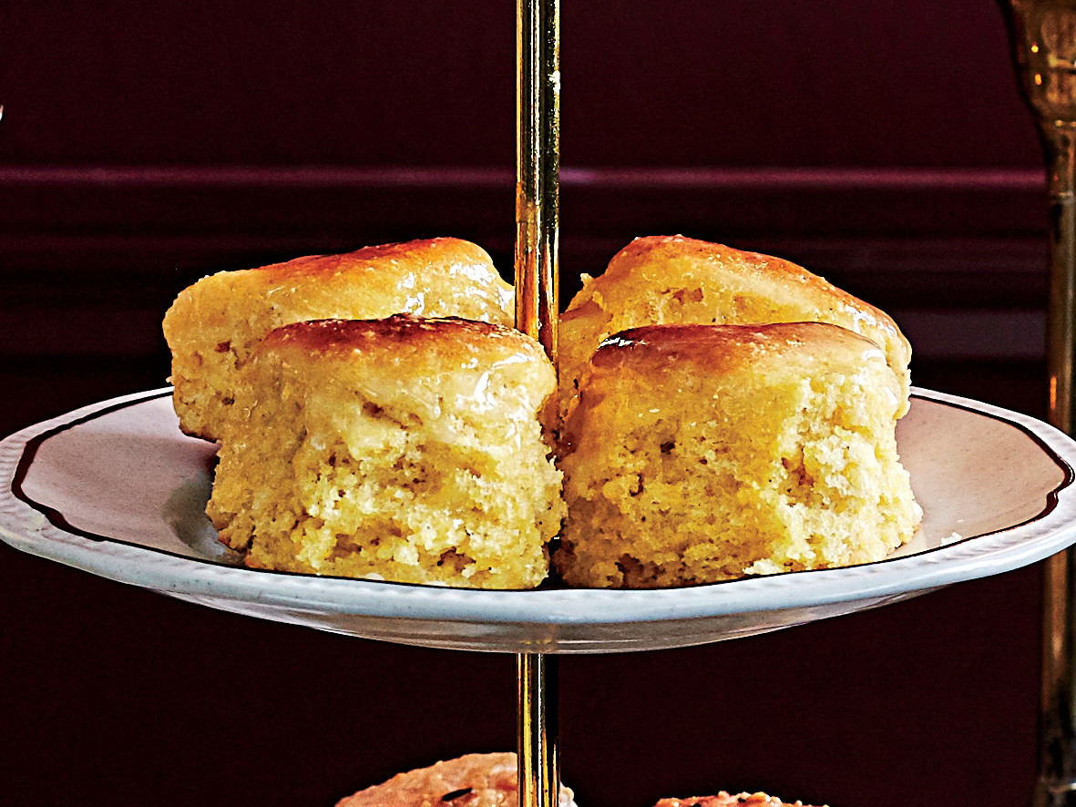 Cornmeal Angel Biscuits