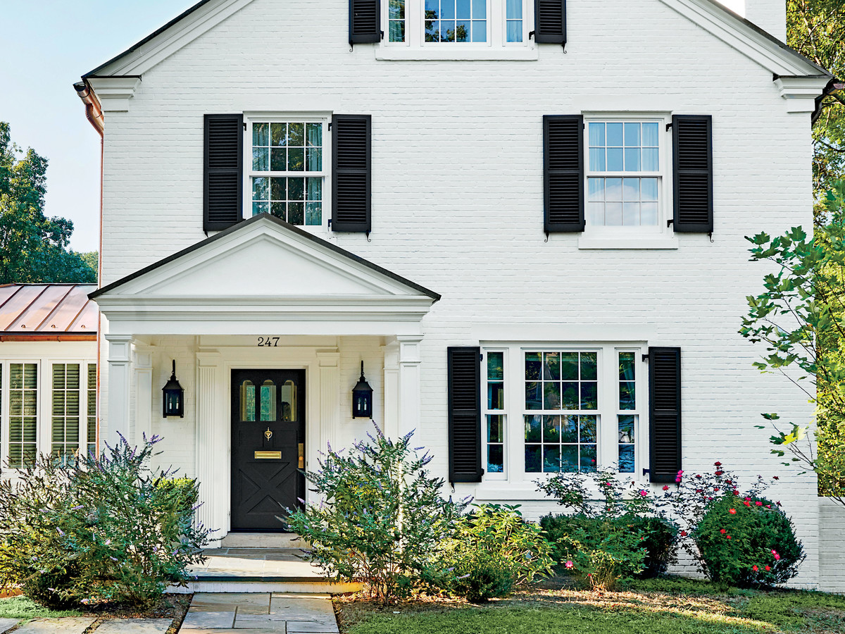 Painting Your Front Door This Color Can Increase Your Homes Selling