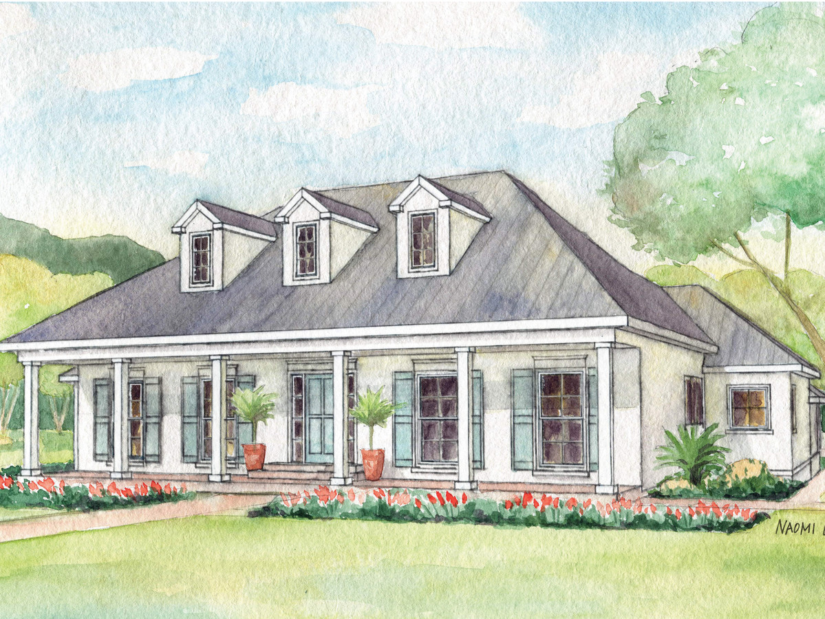 Idea houses southern living for Southern living house