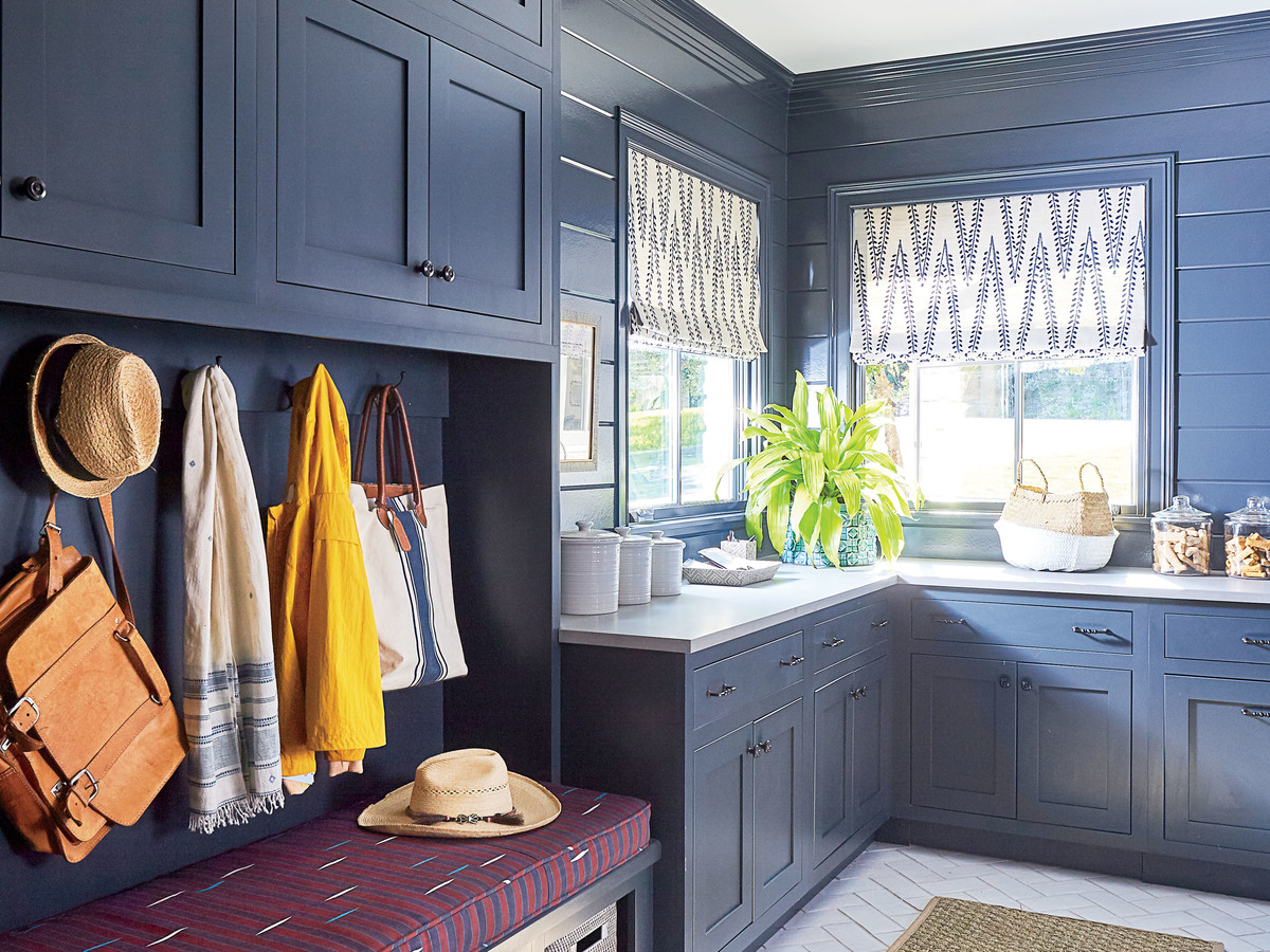 The Best Color to Paint Kitchen Cabinets - Southern Living