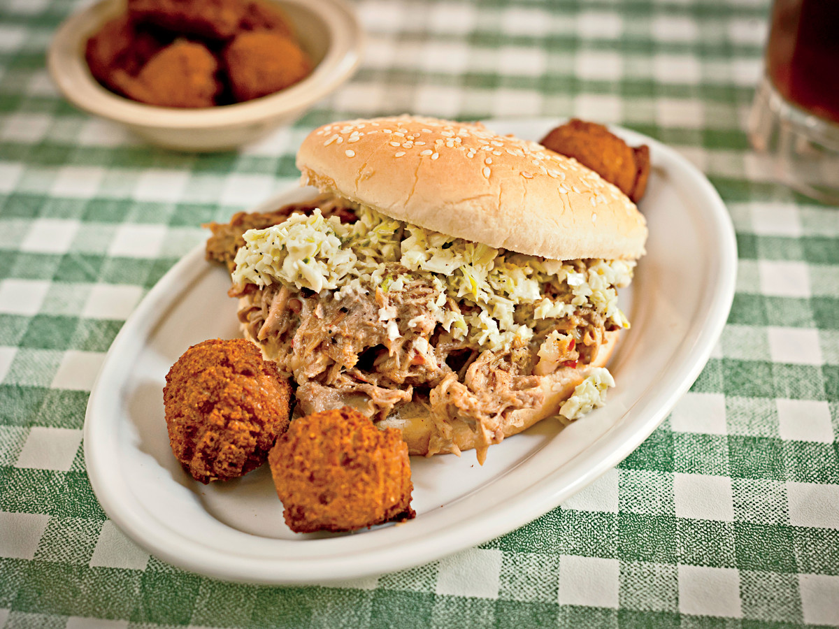 Allen & Son Barbeque in Chapel Hill, NC