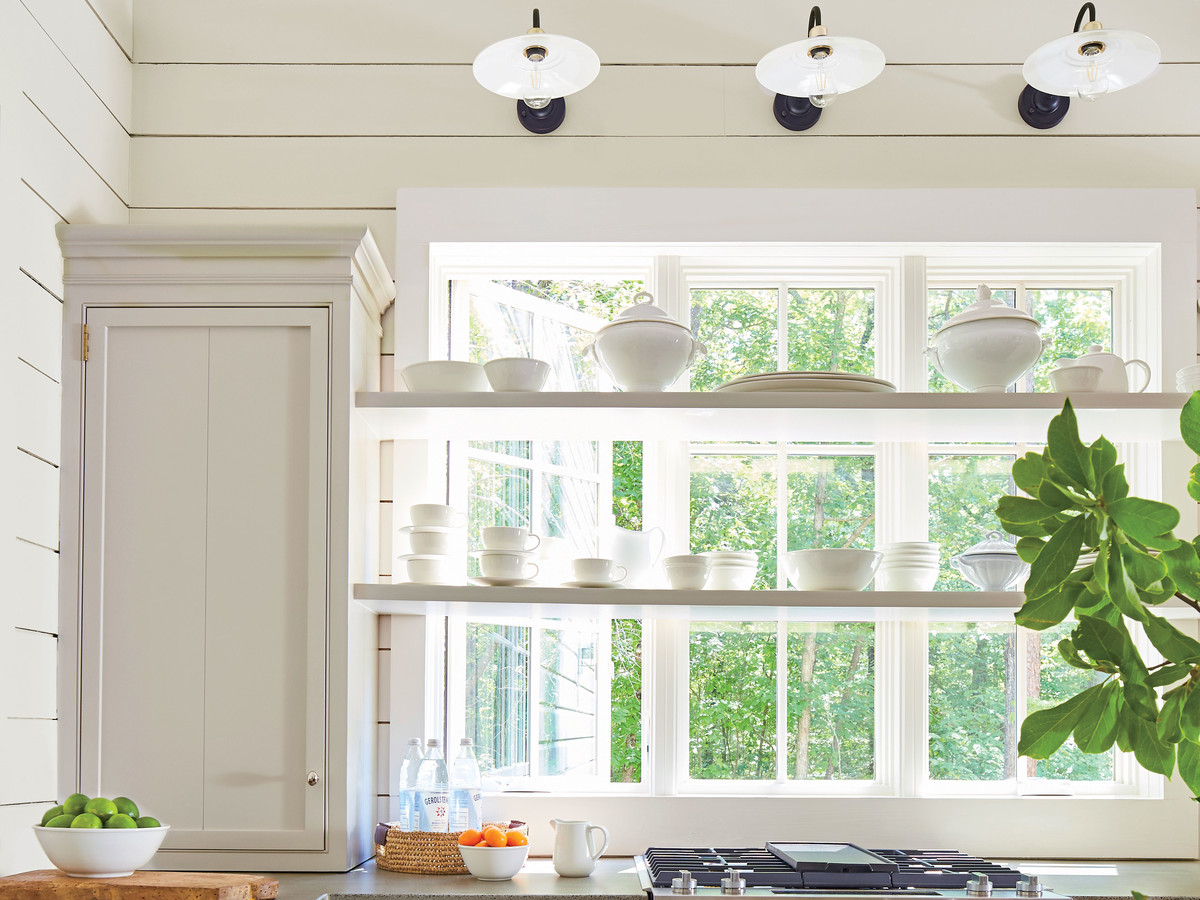 How To Make Your Kitchen Look Instantly Bigger