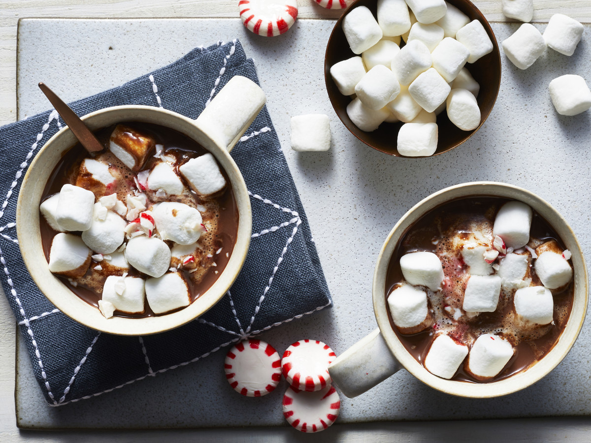 Slow Cooker Hot Chocolate