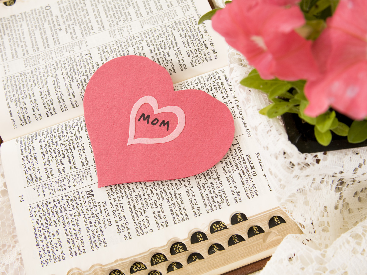 Mom Heart in Bible