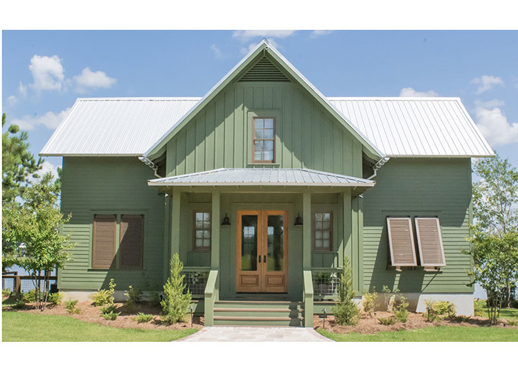House Plan 2003 Is The Most Charming Cottage We Ever Did See