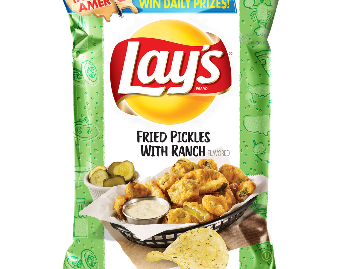 Lay's Introduces 8 New Potato Chip Flavors Inspired by 'Local Cuisine' in America—and We Tried Them All lays-3