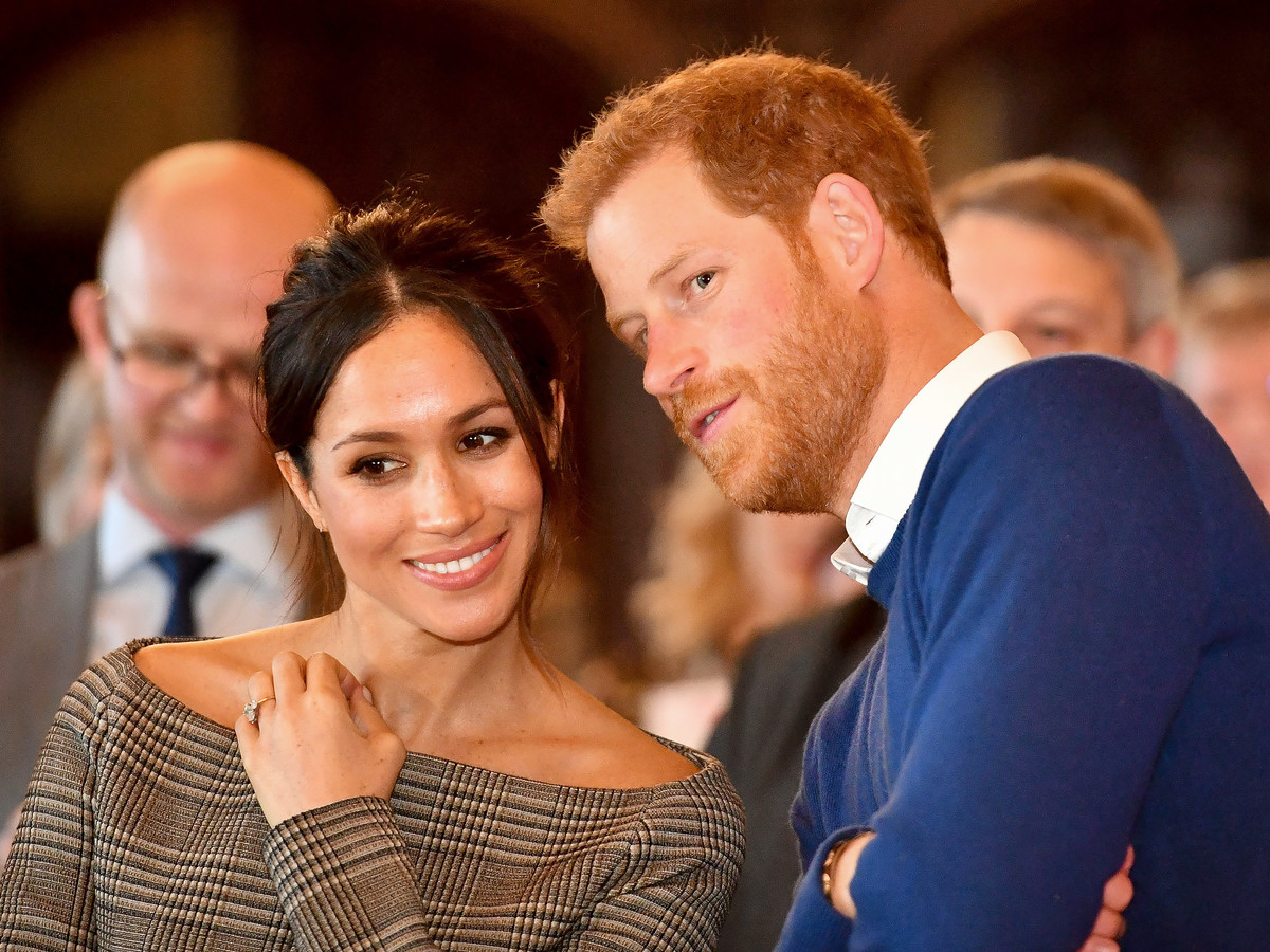 Prince Harry and Meghan Markle Are Expanding Their Wedding Guest List in a Very Special Way markle-harry-1