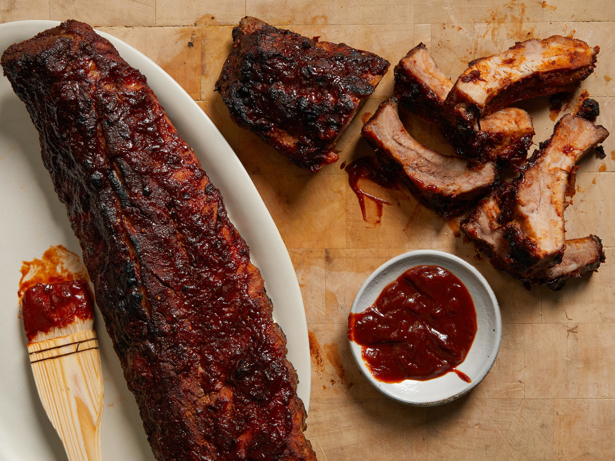 Instant Pot Soy-Honey Baby Back Ribs image