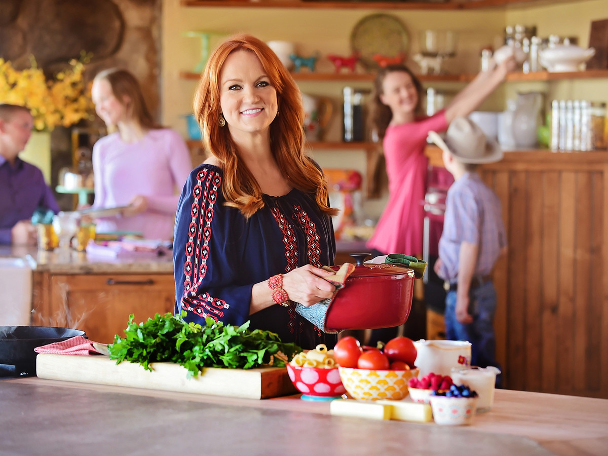 Pioneer Woman Ree Drummond's New Magazine