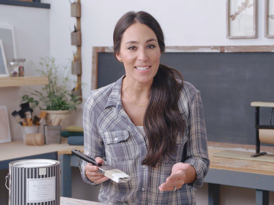 KILZ Joanna Gaines Keep Brushes Soft