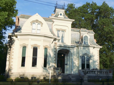 The Real Designing Women House