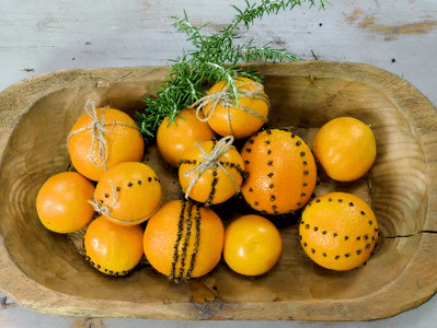 How To Make Pomanders
