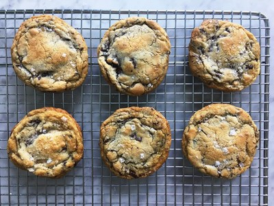 The Ultimate Salted Chocolate Chunk Cookie