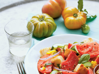 Just Ripe for Summer: Tomato Panzanella