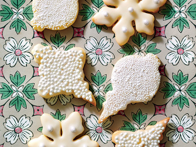 5-Ingredient Sugar Cookies