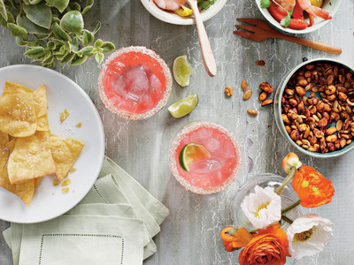 Pink Cadillac Margarita Cocktail