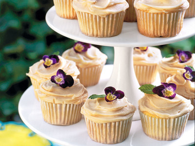 Cupcakes with Browned Butter Frosting