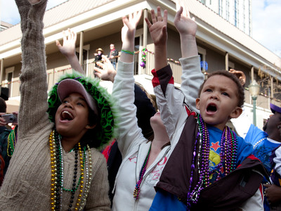 two kids mobile mardi gras