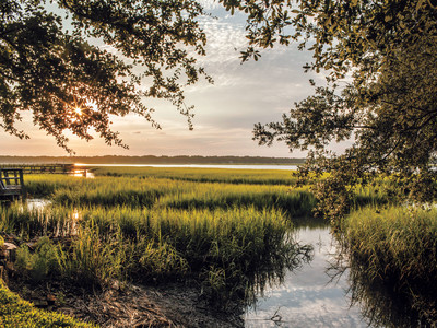 Lake View of Beaufort, South Carolina