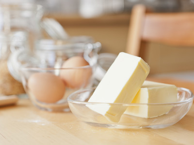 Keeping Butter on the Counter