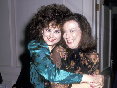 Delta Burke and Dixie Carter