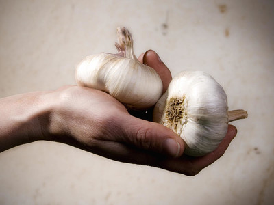 Garlic: Vegetable You Can Regrow