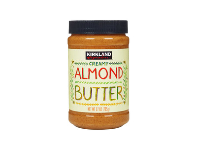 Almond Butter from Costco