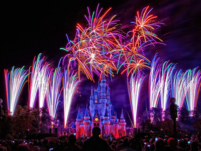 Disney 4th of July