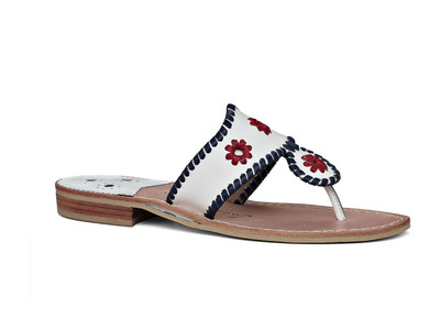 Exclusive Patriotic Sandal