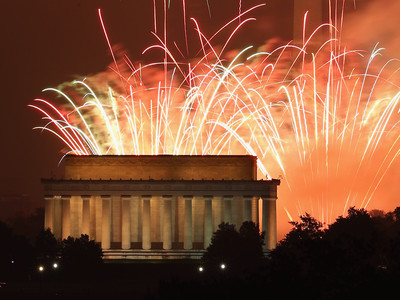 Washington, D.C. Fireworks