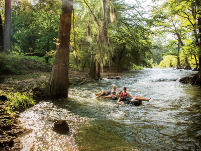 Guadalupe River Floats