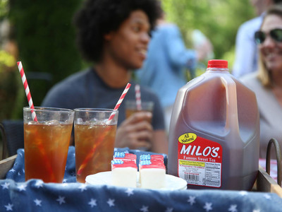 Why Southerners Love Milo's Sweet Tea