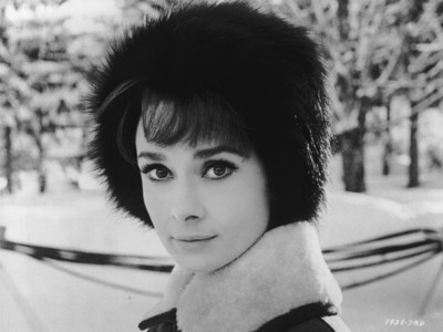 Audrey Hepburn in Charade