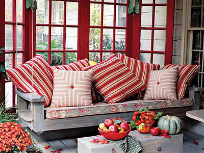 Coordinate Porch Colors