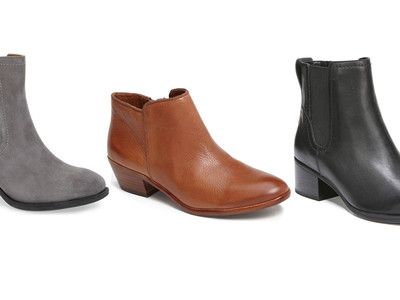 Comfortable Fall Boots Tout