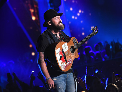 Zac Brown visits paralyzed teen