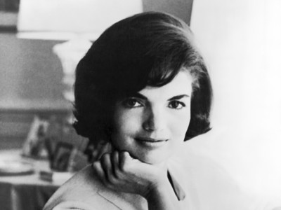 Jacqueline Kennedy White House Portrait