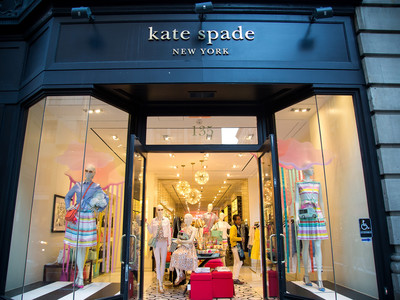 A Kate Spade store in New York City, on Feb. 28, 2016.