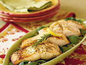 Healthy & Light: Flavored With Olive Oil