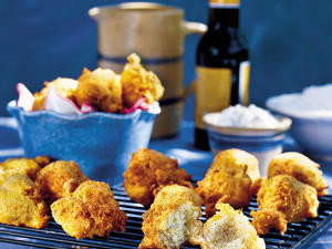 Cooking 101: Golden Hushpuppies