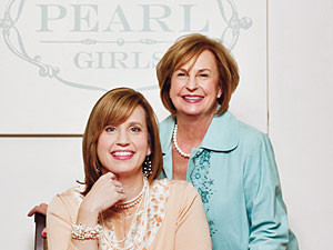 The Pearl Girls: India Rows and Mary Dozier