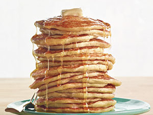 Pancakes by the Numbers