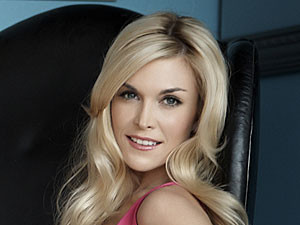 Dishing with Tinsley Mortimer
