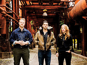Biscuits & Jam with The Lone Bellow