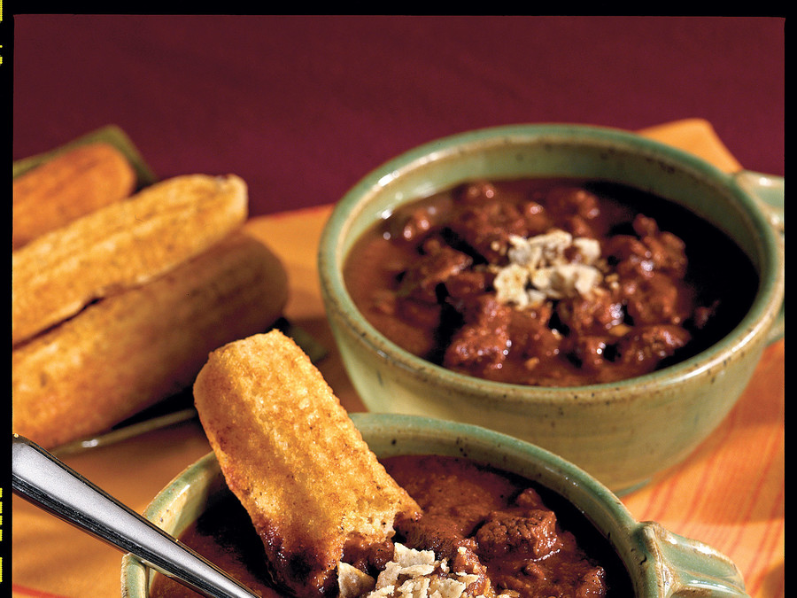 Make a Batch of Texas Chili