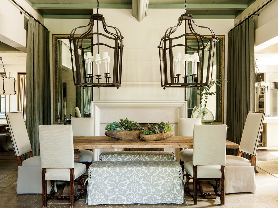 New Neutral Dining Room