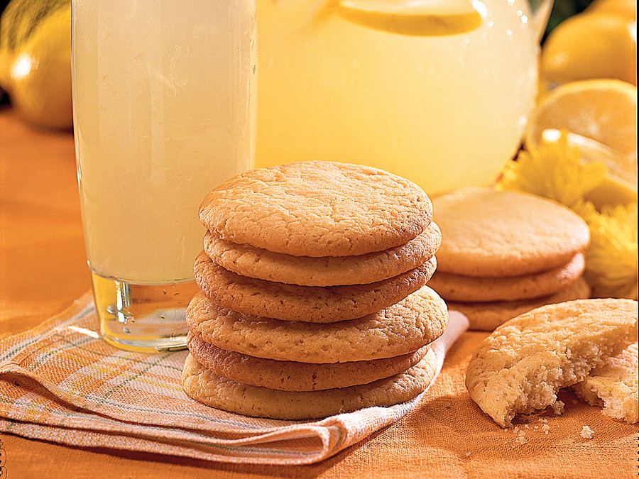 Traditional Southern Tea Cakes Image