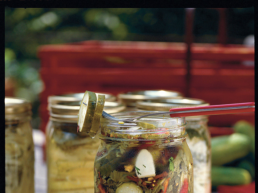 New-Fashioned Pickles