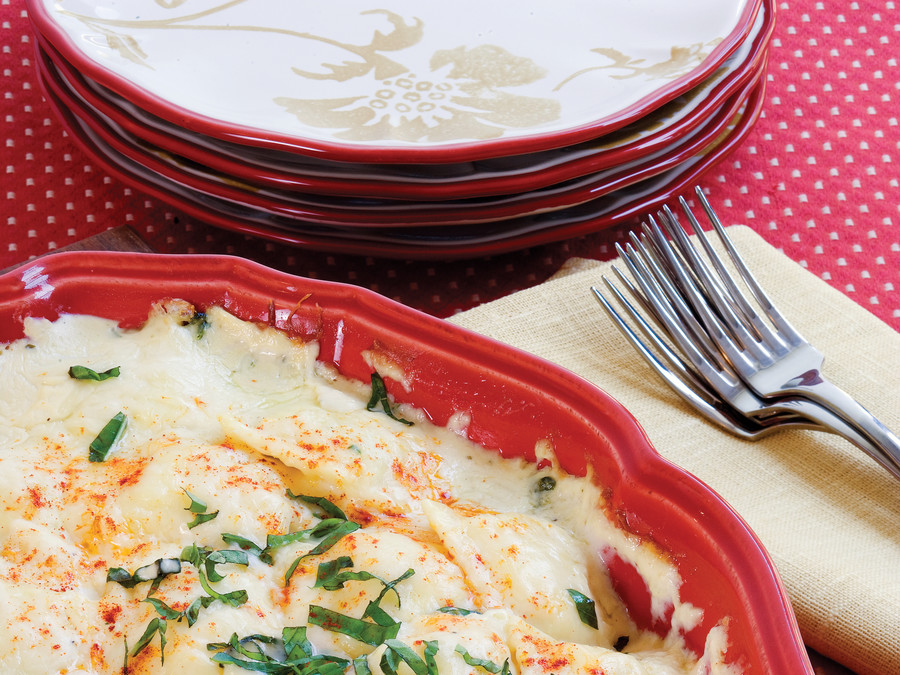 Quick & Easy: New Take on Lasagna